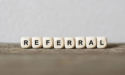 When in Doubt … How to Handle the Referral Process